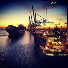 #rotterdam #port