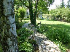 Dom i styl: Lato trwaj... mój ogród i liczne miejsca odpoczynkowe ))