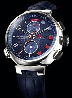 Louis Vuitton Tambour Spin Time Régate