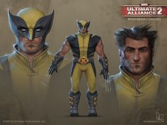 Marvel Wolverine, Marvel Avengers, Marvel Comic Universe, Comics Universe, Iron Fist Mask, Blade Marvel, Marvel Ultimate Alliance, Mundo Marvel, Ford Fiesta St