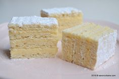 Romanian Desserts, Romanian Food, Romanian Recipes, Cornbread, Vanilla Cake, Biscuits, Good Food, Low Carb, Cooking