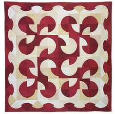 drunkards path quilt images - Google Search
