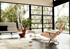 ИКОНЫ ДИЗАЙНА // Eames Lounge Chair   Sweet home