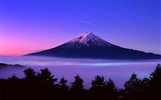 japanese mountains | Beautiful Photo Mountain Fuji Japan - HD Travel photos and wallpapers