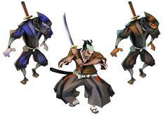 Ninja & Samurai - Muramasa: The Demon Blade