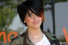 paris jackson haircut photo   Paris Jackson in Palmdale, Los Angeles 2013 ♥♥ - Paris Jackson ...