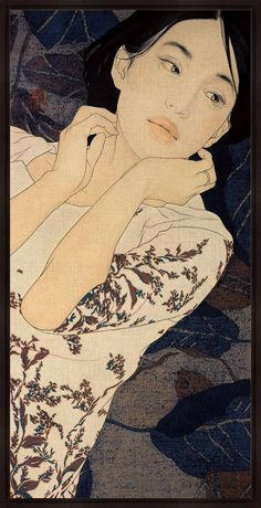 Ikenaga Yasunari – The Japanese Art of Nihonga Redefined