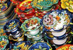Costiera Amalfitana insolita, le ceramiche di Vietri sul mare