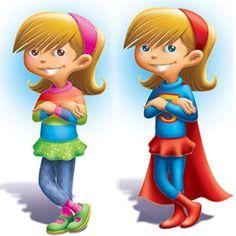 illustration of Animatics, Illustration, Character Development, Game Development , Product Illustration, Licensed Characters, Action Figures, Dolls, Toys, Girls