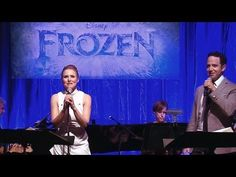 Watch the cast of Frozen sing their songs from the film... live!