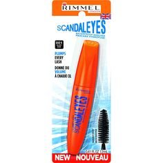 Rimmel Scandaleyes Waterproof Mascara, Black, 0.41 Fluid Ounce >>> Read more reviews of the product by visiting the link on the image.