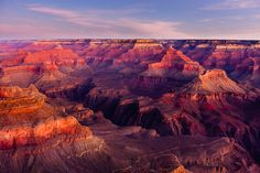 Grand Canyon.  by Hans Kruse.