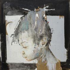 "Massimo Lagrotteria; Oil, Painting ""untitled"""