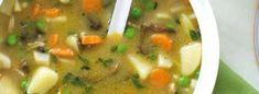 Recept Nejlepší bramboračka Cheeseburger Chowder, Thai Red Curry, Vegan Recipes, Food And Drink, Ethnic Recipes, Vegane Rezepte, Vegetarian Recipes