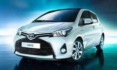 #Toyota #YarisHybride. Design élégant, dynamique et racé en motorisation Hybride.