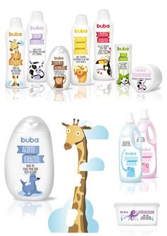 Here's the whole Buba #packaging pin. So sweet PD