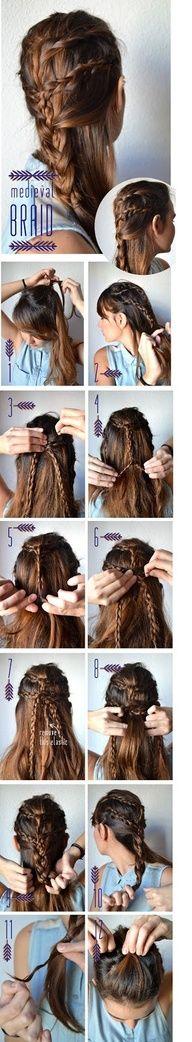 medieval braid