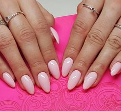 Strawberry Milk Gel Polish from Miami Collection ⛱ by Indigo Educator Klaudia Demkiewicz, Łódź #nails #nail #nailsart #indigonails #indigo #hotnails #summernails #springnails #miami #nataliasiwiec #strawberry #pinknails #thinkpink #pastelnails #pastel #pinknails
