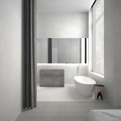COCOON modern bathroom inspiration bycocoon.com | inox stainless steel bathroom taps | minimalist bathroom design | renovations | interior design | villa design | hotel design | Dutch Designer Brand COCOON