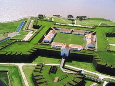 Fortaleza de São José de Macapá (Macapá)-Amapá-Brasil