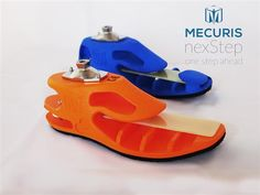 Mecuris NexStep: the world's first CE-certified 3D-printed foot prosthetic — #3DPrinting