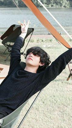Bts Taehyung, Bts Selca, Vlive Bts, Bts Bangtan Boy, Namjoon, Hoseok, Taehyung Photoshoot, Foto Bts, V Model