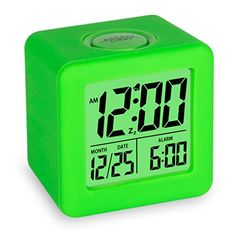 The #Plumeet Simple Settings Digital Alarm Clock • It is a solid product without a battery hog but it is completely reliable; It is easy to set and emits a soft...