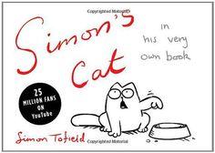 Simon's Cat by Simon Tofield, http://www.amazon.com/dp/0446560065/ref=cm_sw_r_pi_dp_eRTrqb1BS9YRP