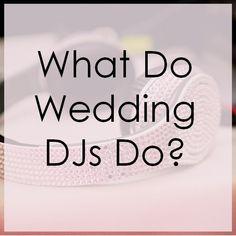 People group club DJ's, wedding DJ's, and radio DJs all into one category. What does a wedding dj do? www.ourdjrocks.com #orlandoweddingdj #weddingdj #orlandodj #femaledj