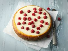 New York cheese cake Snap Food, Just Eat It, No Bake Cheesecake, Pie Recipes, No Bake Cake, New York, Yummy Food, Sweets, Baking