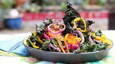 Kale Salad Reinvented