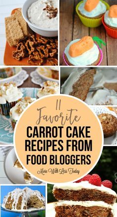 11 favorite carrot cake recipes from food blogs gluten free carrot 11 favorite carrot cake recipes from food blogs forumfinder Images