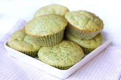 Healthy Breakfast Recipes, Healthy Baking, Healthy Snacks, Healthy Recipes, Love Food, A Food, Baby Food Recipes, Cooking Recipes, Spinach Muffins