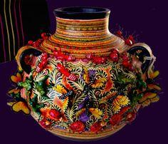 Arte de Mexico - vessel