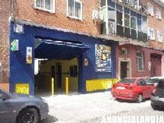 En Usera alquilo un taller mecanico Madrid - Anuncialandia