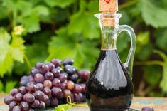 In the tangy and intriguing world of vinegars, balsamic vinegar marches to the beat of its own drummer. Balsamic Vinegar, Dry Red Wine, Dry White Wine, Kombucha Scoby, Vegan Society, Balsamic Reduction, Sweet Wine, Red Grapes, Vinegar