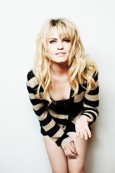 She is beauty