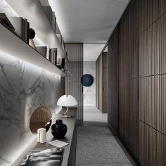 MODERN ENTRYWAY DECOR | super modern decor, contemporary elements come together perfectly | www.bocadolobo.com/ #entrywaysideas #modernentryways