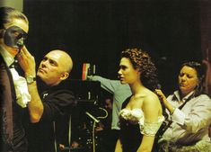 Behind the Scenes from the 2004 Film