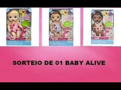 SORTEIO -BABY ALIVE