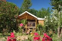 Camping Les Pecheurs - camping Roquebrune - camping Var - Location cabanes