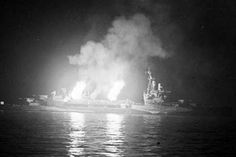 HMS Belfast was one of the first ships to open fire on 6 June 1944 (library image) [Picture: Crown copyright]