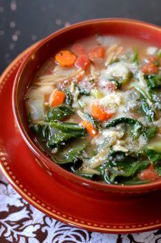 Easy Italian Orzo And White Bean Soup Our Italian Family Table