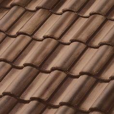 Roof Tile Boral Barcelona 900 Chestnut Burnt May In