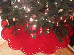 cute tree skirt