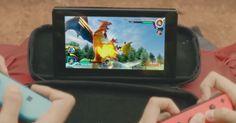 Pokémon heads to the Nintendo Switch with 'Pokkén Tournament DX' #Tech #iNewsPhoto