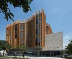 台南市裕文圖書館