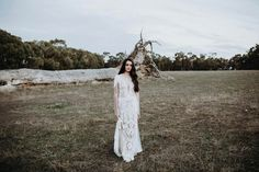 The amazing Hannah gown. Exquisite couture by shot for ✨ on location at . Byron Bay Weddings, Just Married, Destination Wedding Photographer, White Dress, Gowns, Couture, Wedding Dresses, Amazing, Inspiration