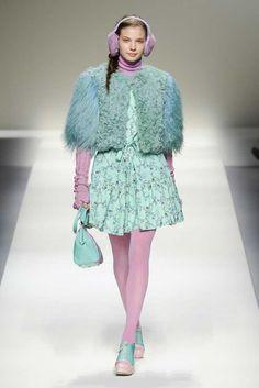 Blugirl Autumn/Winter 2012 | Fashion, Trends, Beauty Tips & Celebrity Style Magazine | ELLE UK