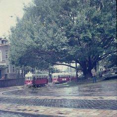 1963 tramway beirut near AUB medical gate